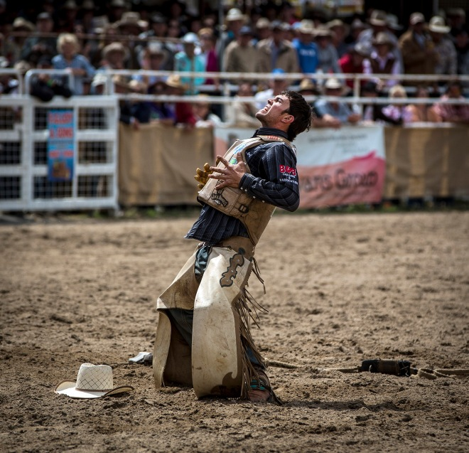 Rodeo Haka